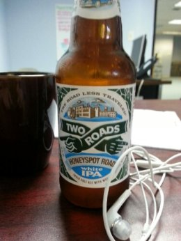 A Nice IPA on the Road LessTraveled