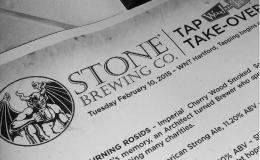 Stone in Hartford!